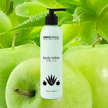 FirstFitness Nutrition Body Lotion - 8 oz body care product
