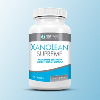 First Fitness Nutrition XanoLean Supreme - 90 capsules dietary supplement