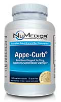 NuMedica Appe-Curb - 120c professional-grade supplement