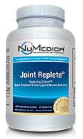 NuMedica Joint Replete - 120c professional-grade supplement