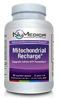 NuMedica Mitochondrial Recharge - 90c professional-grade supplement