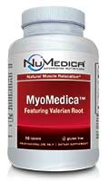 NuMedica MyoMedica - 60t professional-grade supplement