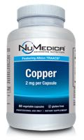 NuMedica Copper - 60c professional-grade supplement