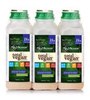NuMedica Total Vegan Protein Vanilla 6-Pack - 6 svgs professional-grade supplement