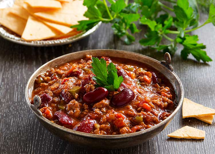 Chili recipe image