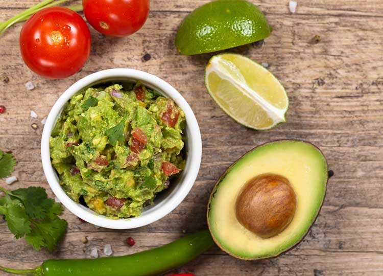 Best Guacamole EVER recipe image