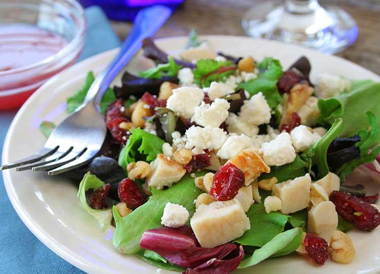 Chicken Pecan Salad recipe image
