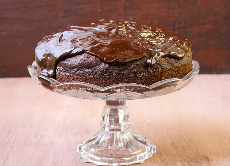 Gigi's Chocolate Zucchini Cake recipe image