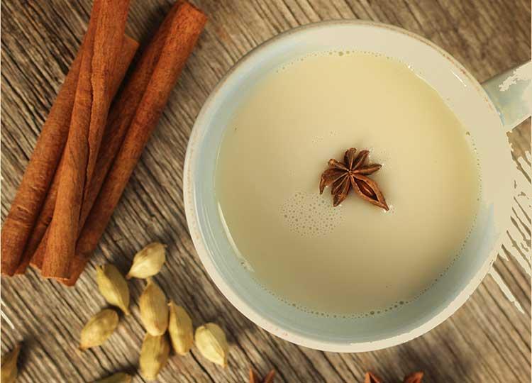 Coconut Chai recipe image
