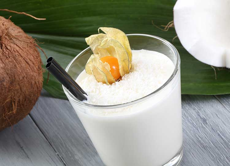 Coconut Smoothie recipe image