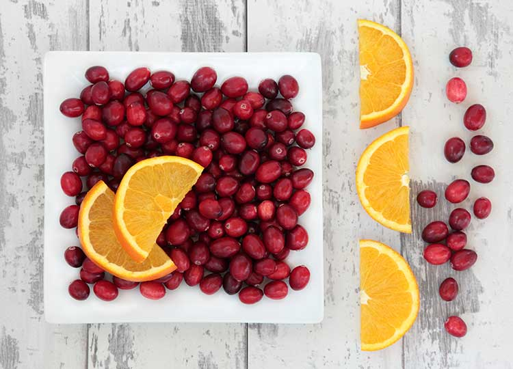 Cranberry Orange Medley recipe