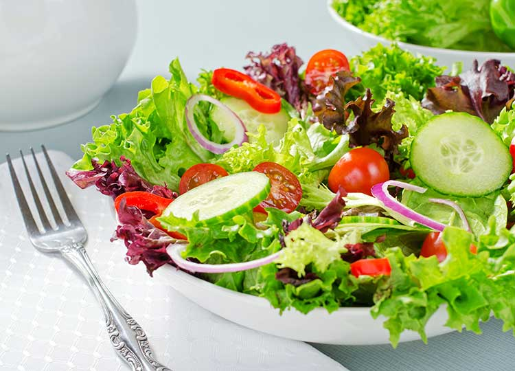 End of Summer Salad recipe image