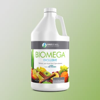 FirstFitness Nutrition Biomega - 21 Servings dietary supplement