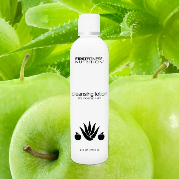 FirstFitness Nutrition Cleansing Lotion Normal Skin - 8 oz skin care product