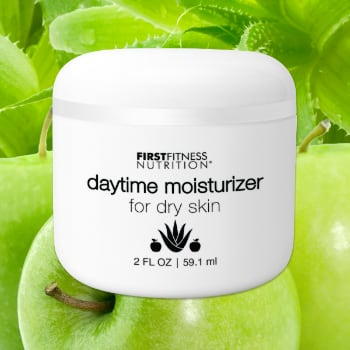 FirstFitness Nutrition Daytime Moisturizer Dry Skin - 2 oz skin care product