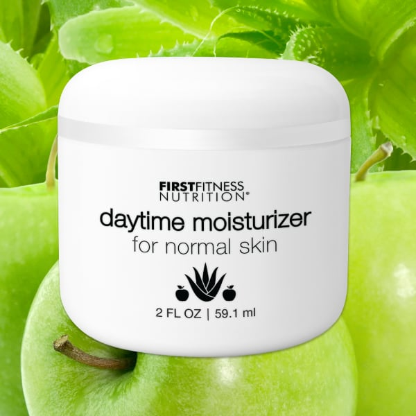 FirstFitness Nutrition Daytime Moisturizer Normal Skin - 2 oz skin care product
