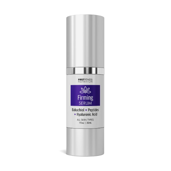 First Fitness Nutrition Firming Serum 1 oz | 30 mL skin care product