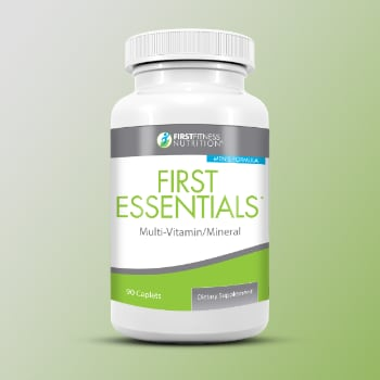 FirstFitness Nutrition First Essentials for Men - 90 Caplets dietary supplement