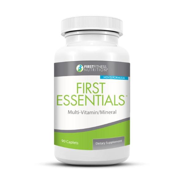 First Fitness Nutrition First Essentials for Men - 90 Caplets dietary supplement