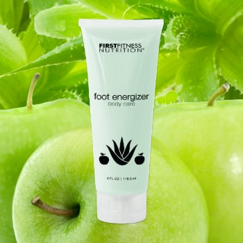 FirstFitness Nutrition Foot Energizer - 4 oz body care product