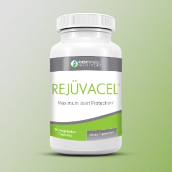 FirstFitness Nutrition RejüvaCel - 90 Vegetarian Capsules dietary supplement