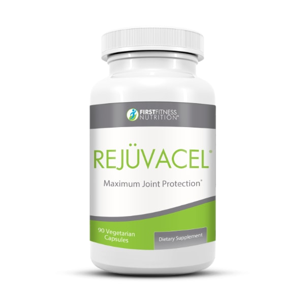 First Fitness Nutrition RejüvaCel - 90 Vegetarian Capsules dietary supplement