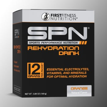 FirstFitness Nutrition SPN Rehydration Drink - 14 Packets dietary supplement