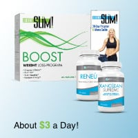 FirstFitness Nutrition Boost Weight Loss Program - 30 day dietary supplement kit