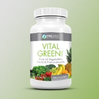 FirstFitness Nutrition Vital Green - 180 Capsules dietary supplements
