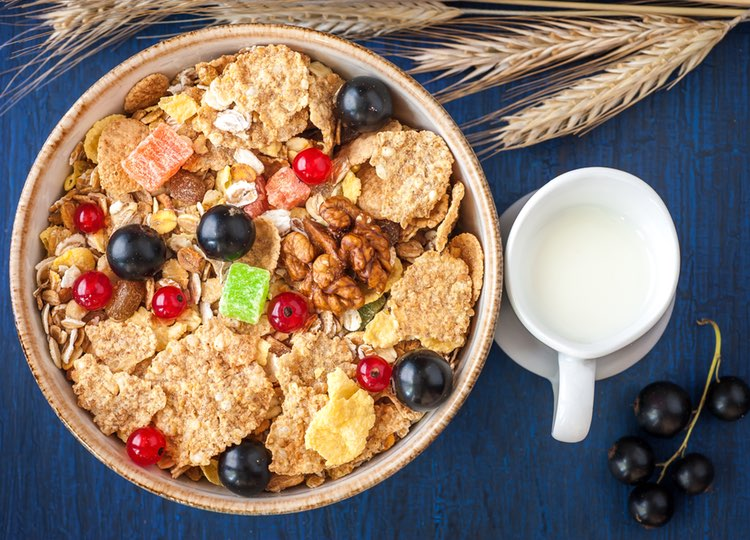 Libby's Traditional Granola recipe image
