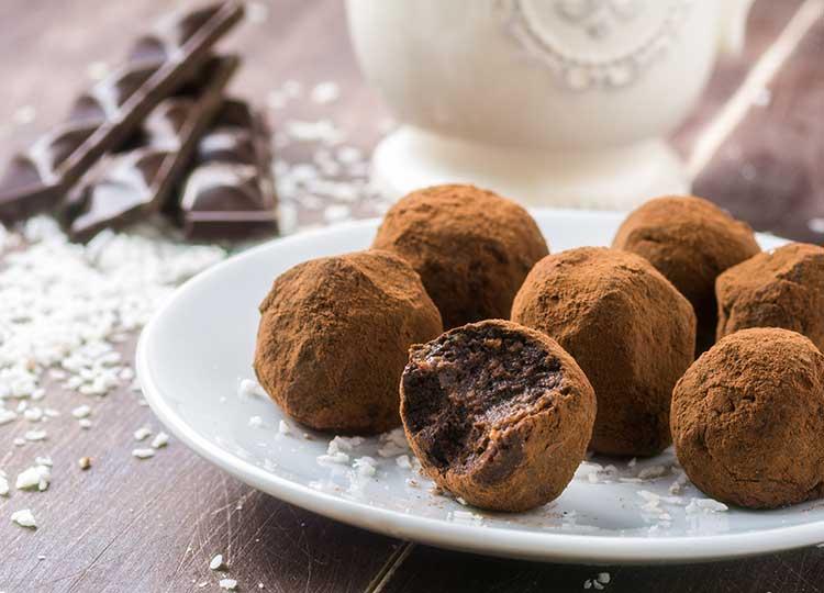 Date Truffles recipe image
