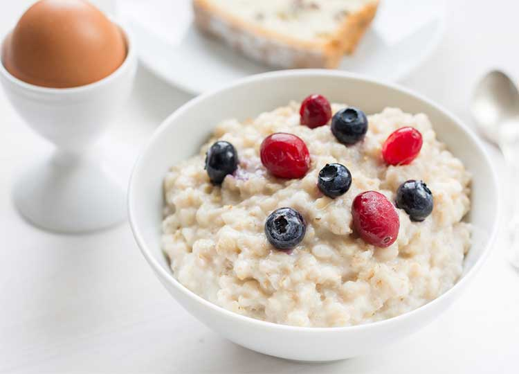 Healthy Breakfast Ideas recipe image