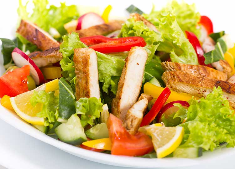 Lemon Chicken Salad recipe image