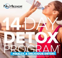 NuMedica 14 Day Detox Program - professional-grade supplement program