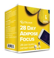 28 Day Adipose Focus Nutrition Kit