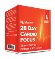 28 Day Cardio Focus Nutrition Kit