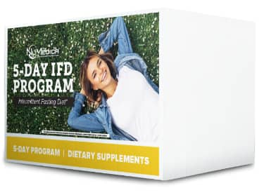 5-Day IFD Program by NuMedica - professional-grade dietary supplement