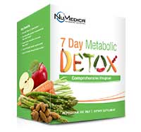 NuMedica Metabolic Detox Program - 7 Day