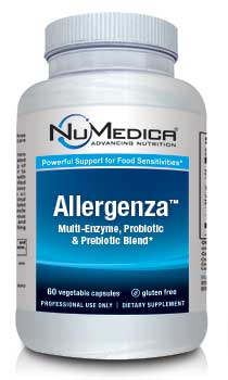 NuMedica Allergenza - 60c professional-grade supplement