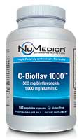 NuMedica C-Bioflav 1000 - 180c professional-grade supplement