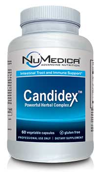 NuMedica CandideX - 60c professional-grade supplement