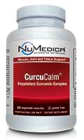 NuMedica CurcuCalm - 60c professional-grade supplement