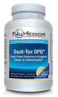 NuMedica Dual-Tox DPO - 120/240 capsules