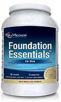 NuMedica Foundation Essentials for Men 60 packets