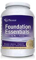 NuMedica Foundation Essentials Men+Women 60 packets