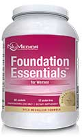 NuMedica Foundation Essentials for Women 60 packets