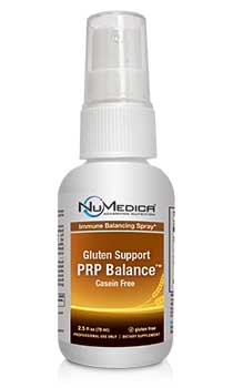 NuMedica Gluten Support PRP Balance  Spray - 2.5 oz professional-grade supplement