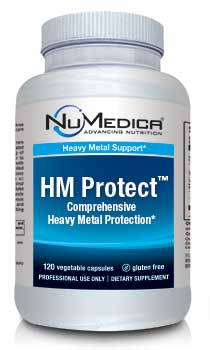 NuMedica HM Protect - 120c professional-grade supplement