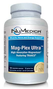 NuMedica Mag-Plex Ultra - 120c professional-grade supplement