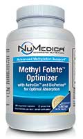 NuMedica Methyl Folate Optimizer - 60c professional-grade supplement